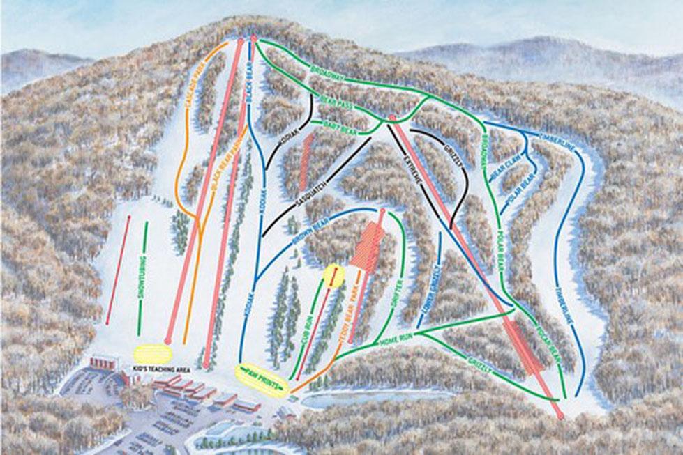 Bear Creek Pa >> Ski Pa At Bear Creek Mountain Resort Conference Center