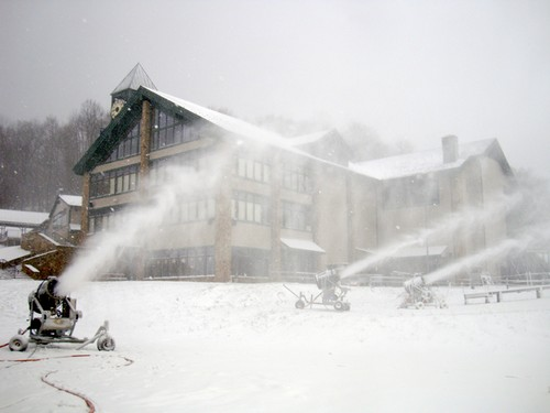 Hidden Valley Resort Snowmaking