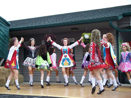 Shawnee Mountain Celtic Festival - Irish Dancers