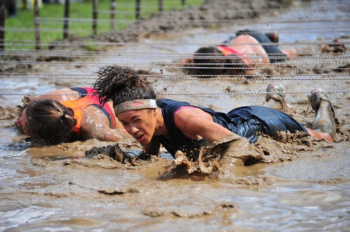 Shawnee Mountain Mud Run