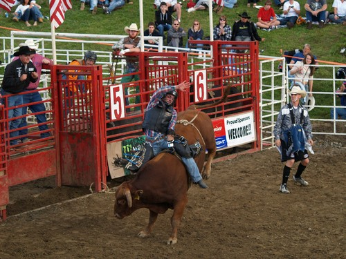 Shawnee Mountain PRCA Rodeo and Chili Cook Off