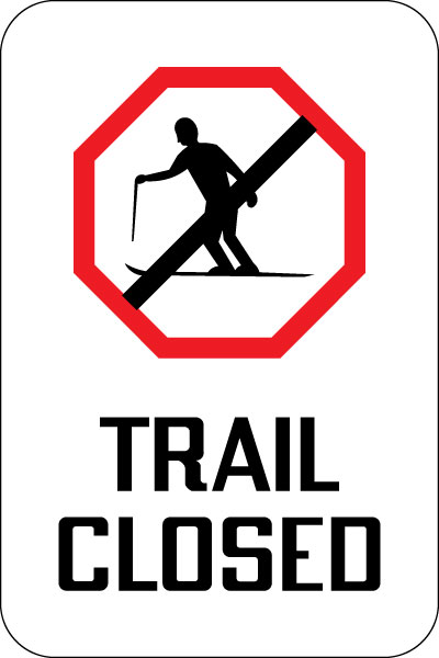 Trail Closed FWJ33