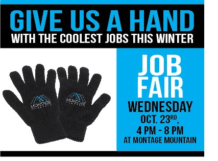 WinterEmployment fair FB