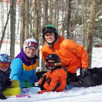 Family time on the slopes at Shawnee Mountain Ski Area   Shawnee Mountain Ski Area