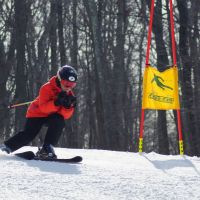 The NASTAR Race Series is held on the Tomahawk Race Trail   Shawnee Mountain Ski Area1