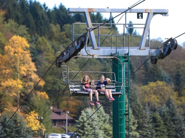 Autumnfest Chairlift Ride5