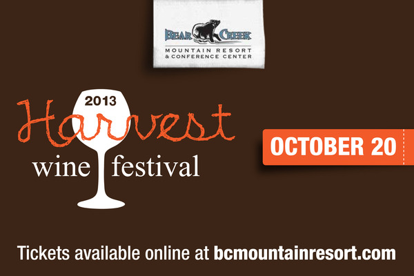 Bear Creek Harvest Wine Festival 600x400 email graphic v1 2