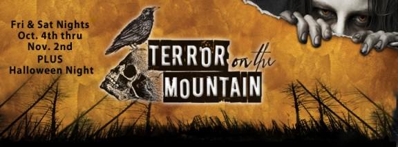 Terror On the Mountain