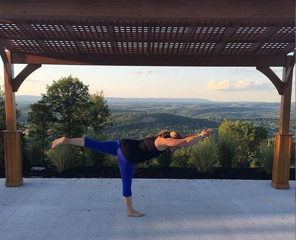 yoga with a view 2017